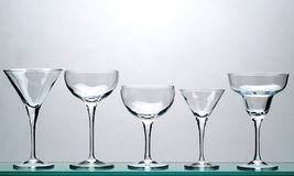 Glasses Stock Photography