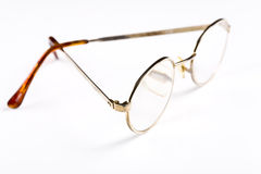 Glasses. Glasses on the white background Royalty Free Stock Image