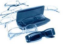 Glasses. Royalty Free Stock Photo