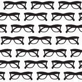Glasses background Royalty Free Stock Photos