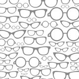 Glasses a background Royalty Free Stock Photography