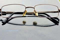 Glasses business person stock photos
