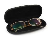 Glasses in case Stock Image