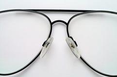 Glasses closeup Stock Image