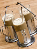 Glasses with coffee. Still life of glasses with coffee Royalty Free Stock Photography