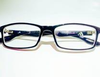 glasses eye royalty free stock photos