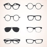 Glasses frames Royalty Free Stock Photos