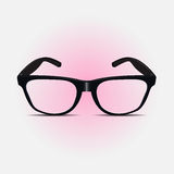 Glasses  icon.  symbol EPS 10. Royalty Free Stock Images