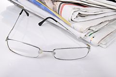 Glasses Royalty Free Stock Image