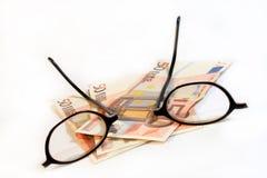 Glasses insurance Stock Photos