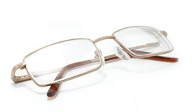 Glasses ISOLATED Stock Photography