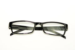 Glasses isolated Royalty Free Stock Photo