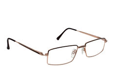 Glasses isolated on white background Royalty Free Stock Images