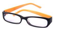 Eyeglasses isolated. On white background royalty free stock photos