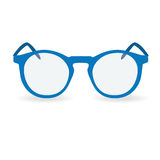 Glasses isolated on white background. Vector illustration Royalty Free Stock Photography