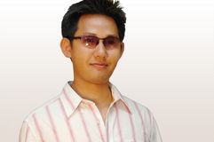 glasses men στοκ φωτογραφία με δικαίωμα ελεύθερης χρήσης