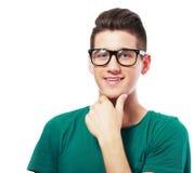 glasses men Стоковое фото RF