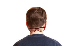 Glasses for poor vision Stock Photo