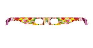 Glasses ready to print Stock Photos