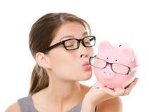 Glasses sale concept Stock Photos