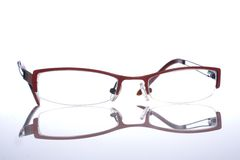 Glasses, specs, spectacles stock photo