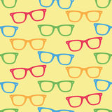 Glasses and Sunglasses Stock Photography