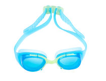 Glasses for swimming Royalty Free Stock Images