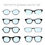 Glasses 4 Stock Images