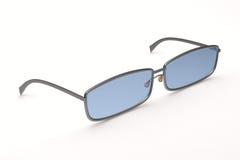 Glasses on white background Royalty Free Stock Photos