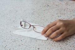 Glassess Lizenzfreies Stockbild