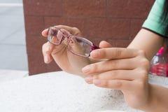 Glassess Stockbilder