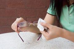 Glassess Lizenzfreie Stockfotografie
