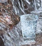 Glassfull Stock Image