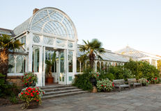 Glasshouse Royalty Free Stock Photo