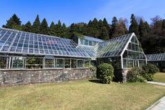 glasshouse Стоковая Фотография RF