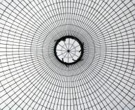 glasshouse dach Zdjęcie Stock