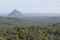 Glasshouse Mountains National Park 3 stock photography