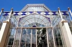 Glasshouse view Royalty Free Stock Photos