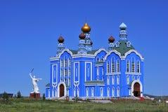 glassland церков Стоковое фото RF