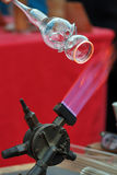 Glassmaking Stock Images