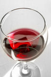 Glassof red wine Royalty Free Stock Image