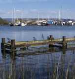 Glasson Dock - Lancashire - England Stock Images
