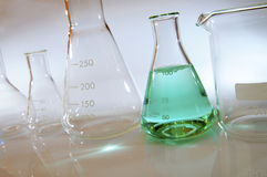 Glassware Stock Photo