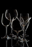 Glassware Royalty Free Stock Images