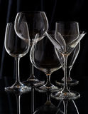 Glassware Royalty Free Stock Photography