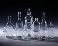 Glassware Royalty Free Stock Image