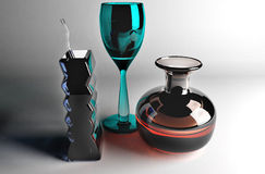 Glassware Stock Photos