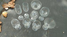 glassware imagem de stock royalty free