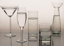 glassware imagens de stock royalty free
