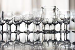 glassware fotos de stock